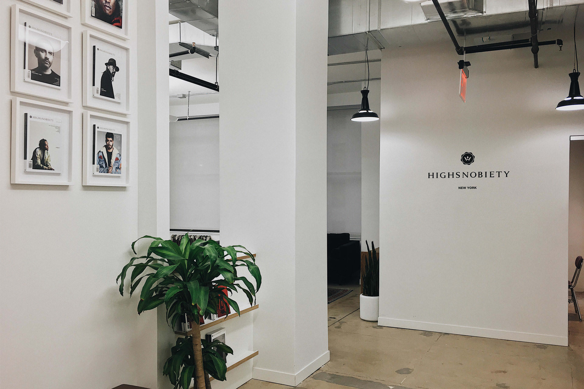 Highsnobiety Office - New York