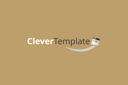 CleverTemplate - Logo